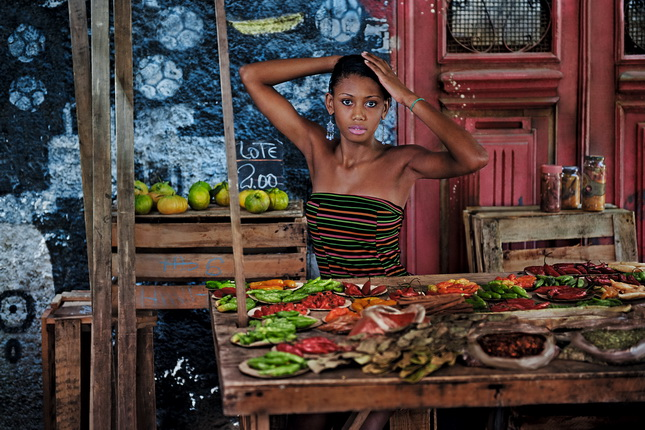 Pirelli calendar 2013 by Steve McCurry