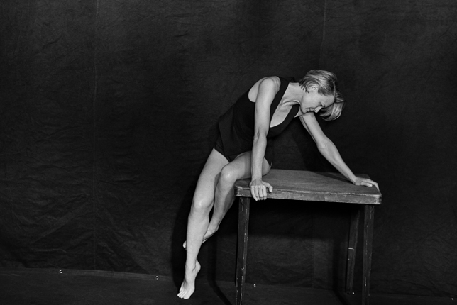 Robin Wright by Peter Lindberg for Pirelli Calendar 2017