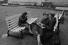 The Leningrad photo-underground of 1970's