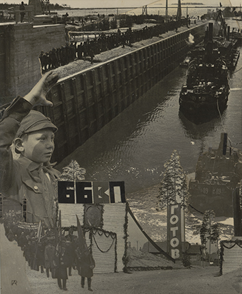 Photomontage.