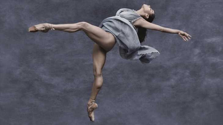 Misty Copeland, shot by Albert Watson for the 2019 Pirelli calendar