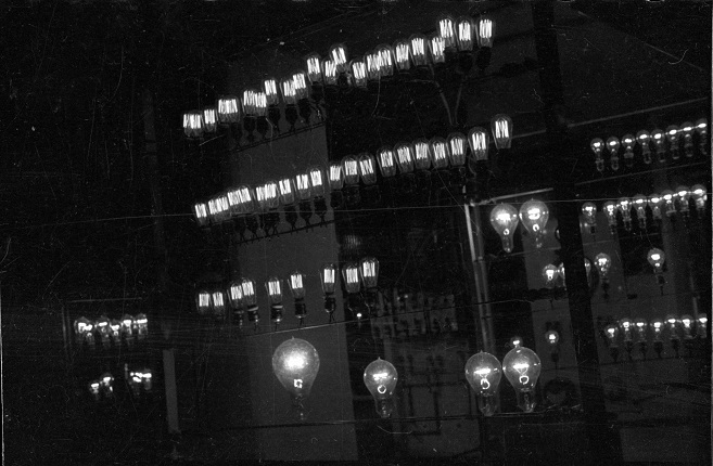 Moscow Electric Lamp Plant, 1929