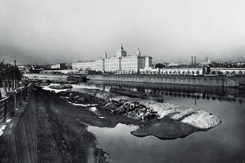 Moscow at the Beginning of the 20th Century
