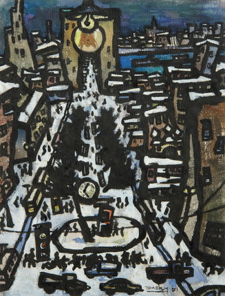 Oscar Rabin.