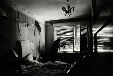 James Nachtwey.