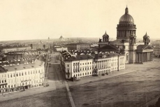 Saint-Petersburg and its vicinities in photos of XIX century