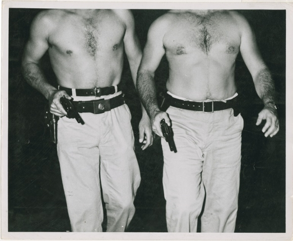 Weegee.