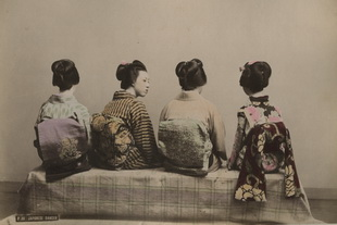 Project of Andrey Cherkasenko. 'Association. Haiku&Hokku and Japanese Photography of the 1880s from the collection of MAMM'