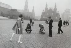 Moscow 1950-1990. Magnum agency, Paris and  Rapho/Top agency, Paris photographs
