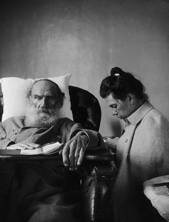 Sophia Tolstaya.