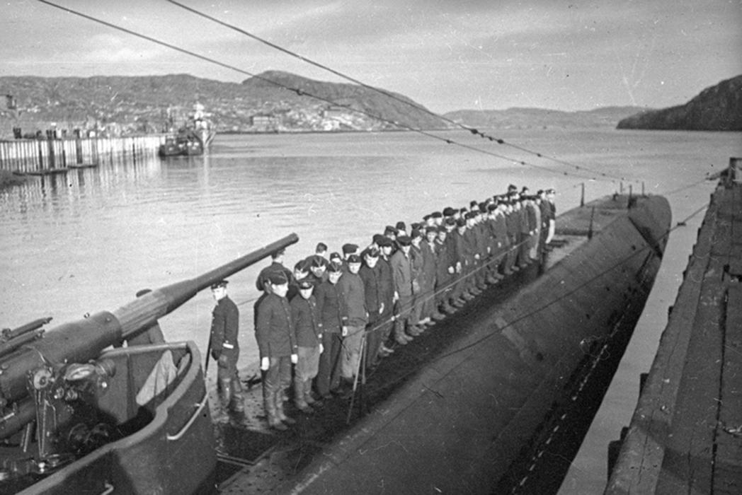 хроника о подводных лодках в вов