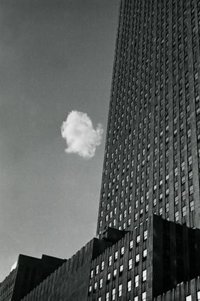 Заблудившееся облако