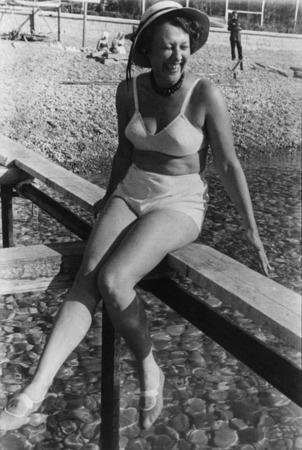 советское частное фото