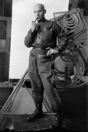 Mikhail Kaufman.