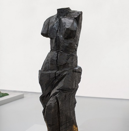 Jim Dine. Black Venus. 1991