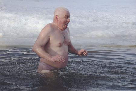 Фото моржи голые